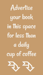 Advertise your book in this space 